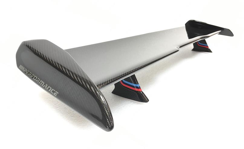 F87 M2C, F82 M4 M Performance Carbon Fiber Wing Spoiler
