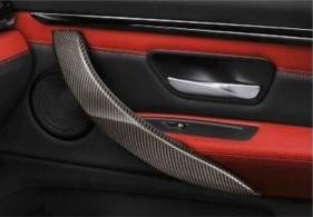 F8x M3 & M4 M Performance Carbon Fiber Door Handles - BMW (51-41-2-405-921)