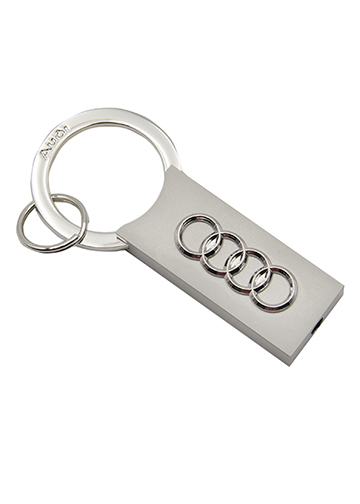 Pull & Twist Keychain - Audi (ACM-890-3)