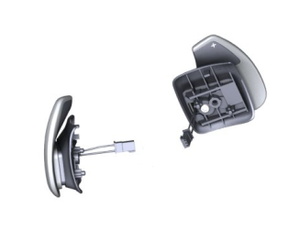 Perlglanz Chrome Paddle Shifter Set - BMW (61-31-9-241-799)