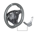 F10, F12/13/06 M Performance Steering Wheel - for Paddle Shifters, 7/2013 and on - BMW (32-30-2-286-199)