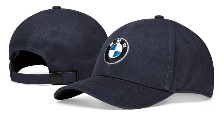 BMW Logo Cap - Dark Blue - BMW (80-16-2-454-621)