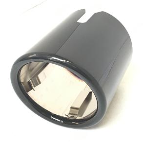 F90 M5 Black Chrome Exhaust Tip - BMW (18-10-8-072-035)