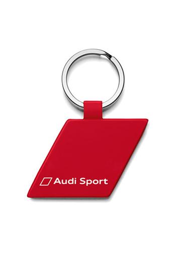 Audi Sport Rhombus Key Ring - Audi (ACM-898-8)