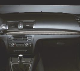 E8x 1 Series BMW Performance Carbon Fiber Interior Moldings - BMW (51-45-0-442-903)
