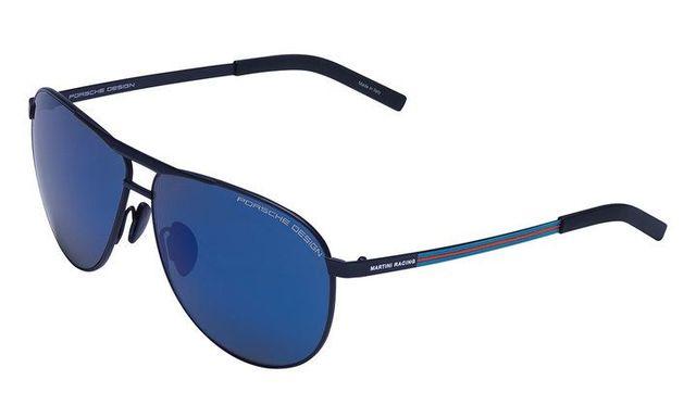 Sunglasses P'8642 M - Martini Racing - Porsche (WAP-078-642-0K-M62)
