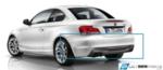 E8x 1 Series BMW Performance Rear Aerodynamic Kit