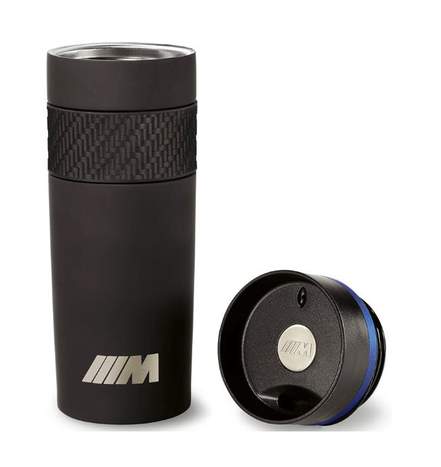 M Thermal Mug - Black - BMW (80-23-2-454-742)