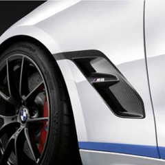 F87 M2/M2C M Performance Carbon Fiber Side Panel - Right - BMW (41-35-2-449-804)