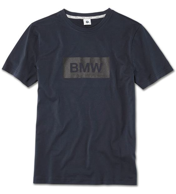 Men's BMW T-Shirt - Dark Blue