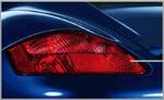 987 Boxster/Cayman (2005-2008) Red Rear Tail Light - Left - Porsche (987-044-900-21)
