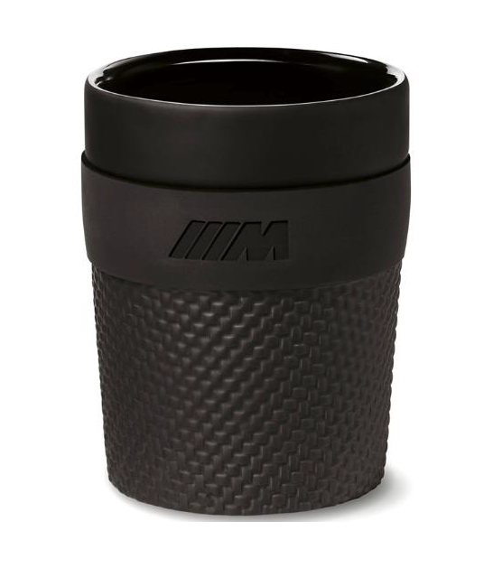 M Cup - Black - BMW (80-23-2-454-743)