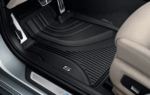 G30 5 Series, F90 M5 All Weather Rubber Floor Mats