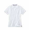 BMW Polo Shirt Men - White
