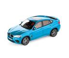 BMW Miniature F86 X6M - Longbeach Blue 1:18