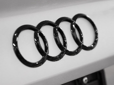 R8 V10/V10 Plus Black Rings Set, 2016-2018 - Audi (ZAW-098-010-M-DSP)