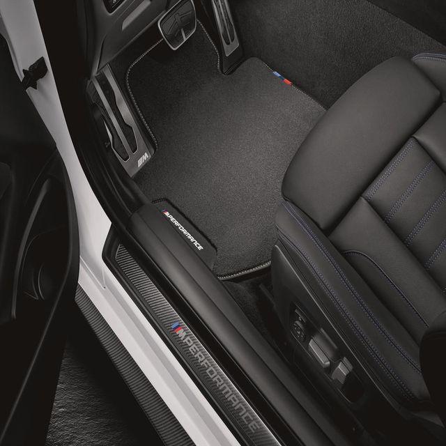 G22 4 Series M Performance Floor Mats Set - BMW (51-47-5-A14-E76c)