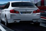 F10 5 Series M Performance Rear Diffuser Kit