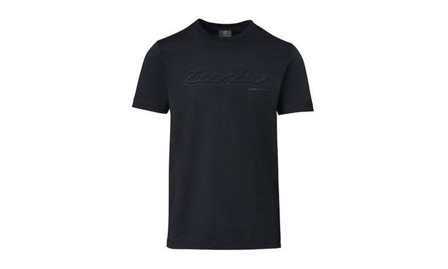 Mens' Turbo T-Shirt - Porsche (WAP-823-00S-0K)