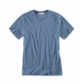 BMW T-Shirt V-Neck Men's - Blue