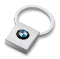 BMW Key Ring Pendant - Square