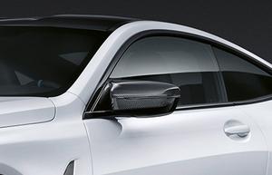 F90 M5/M5 LCI, F91/92/93 M8 M Performance Carbon Fiber Mirror Cover - Left - BMW (51-16-2-446-821)