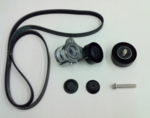 E8x 1 Series, E9x 3 Series Belt, Tensioner, & Pulley Kit