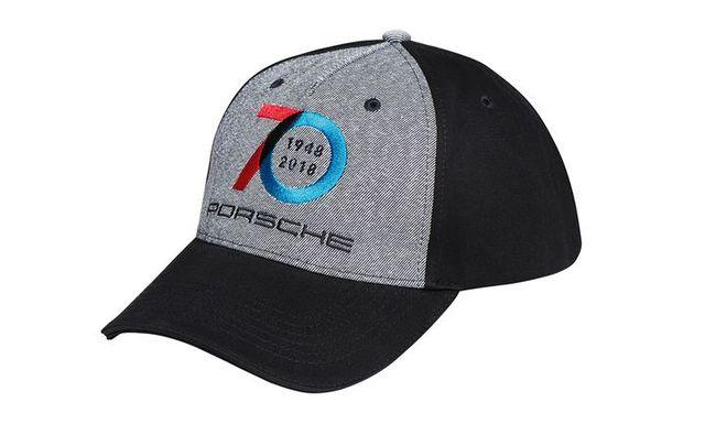 Baseball Cap - 70 Years of Porsche - Porsche (WAP-710-001-0K)