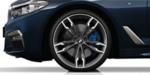 "G30 5 Series M Double Spoke 20"" Style 668M Rims"