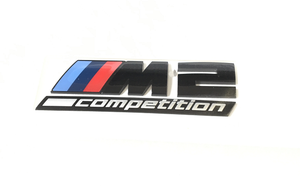 M2 Competition Badge, Rear - BMW (51-14-8-079-564)