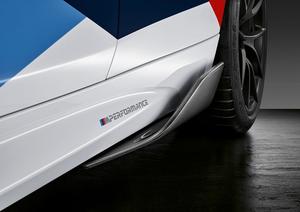 F87 M2/M2C M Performance Carbon Fiber Rear Winglets - Right - BMW (51-19-2-365-984)