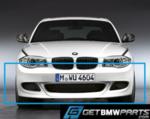 E8x 1 Series BMW Performance Front Aerodynamic Kit