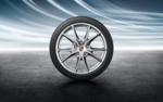 """982 718 Boxster/Cayman (2017+) 20"""" Carrera S Summer Wheel/Tire Set - Porsche (982-044-602-02)"""