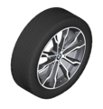 "G01 X3 20"" Style 699M Winter Wheel/Tire Assembly"