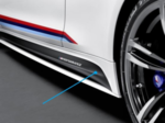 F8x M3 & M4 M Performance Rocker Panel Decal Set - New Logo