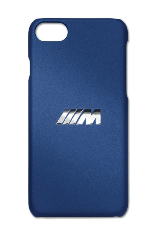 Blue M Phone Case - iPhone 7/8