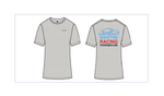 T-Shirt Martini Racing - Grey