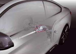 M Performance Limited Slip Differential - F3x 335i/435i Auto/Sport Auto Transmission - BMW (33-10-7-555-607)