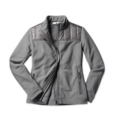 BMW Fleece Jacket Women's - Grey