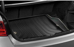 F22 2 Series, F87 M2 Fitted Luggage Compartment Mat - Coupe - Basic (Black)