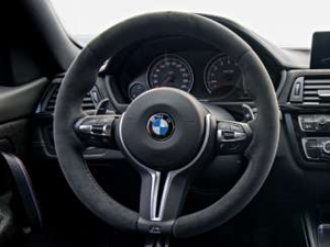 F82 M4 GTS M Sport Alcantara Steering Wheel - BMW (32-30-7-990-790)