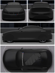 F90 M5 M Performance Indoor Car Cover - BMW (82-15-2-462-335)