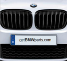 ​F39 X2 M Performance Gloss Black Kidney Grill - Left