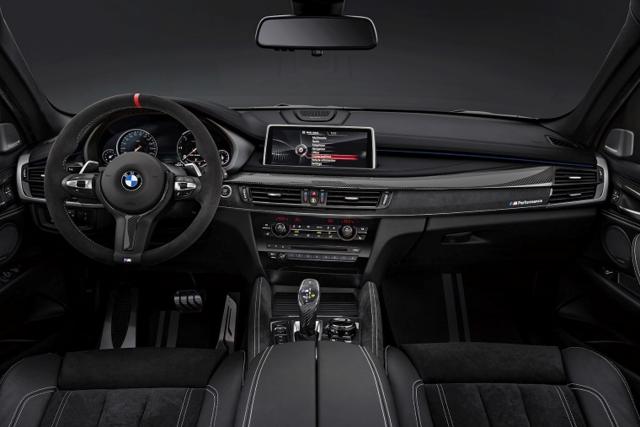 NEW Genuine BMW X6 Série F86 M Sport Front Panneau Latéral Conduits D/'Aération Paire Set NS OS
