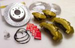 E90/91/93 3 Series BMW Performance Brake Kit - Front & Rear Axle