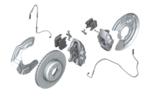 F2x 2 Series, F3x 3 & 4 Series M Performance Brake Kit - Orange - BMW (34-11-2-450-470)