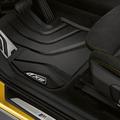 F39 X2 All Weather Floor Mats - Front Set
