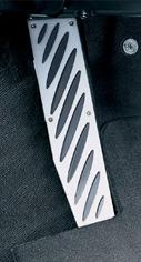 Performance Aluminum Footrest Cover - BMW (51-47-0-027-792)