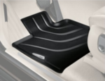 F25 X3, F26 X4 All Weather Rubber Floor Mats