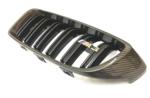 F80 M3 M Performance Carbon Fiber Kidney Grille - Left - BMW (51-71-2-456-327)